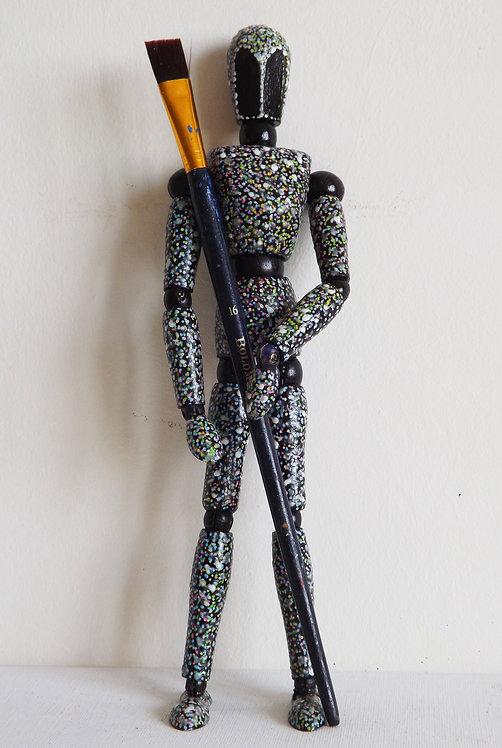 Cosmic Dancer Figure