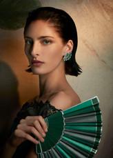 Garrard Model with Malachite pic Damian Fox