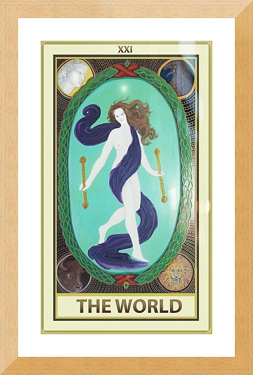 The WORLD XXI