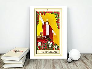 The magician Sand laurenson Artist Drawi