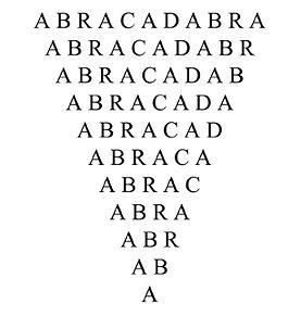 abracadabra drawings sand laurenson