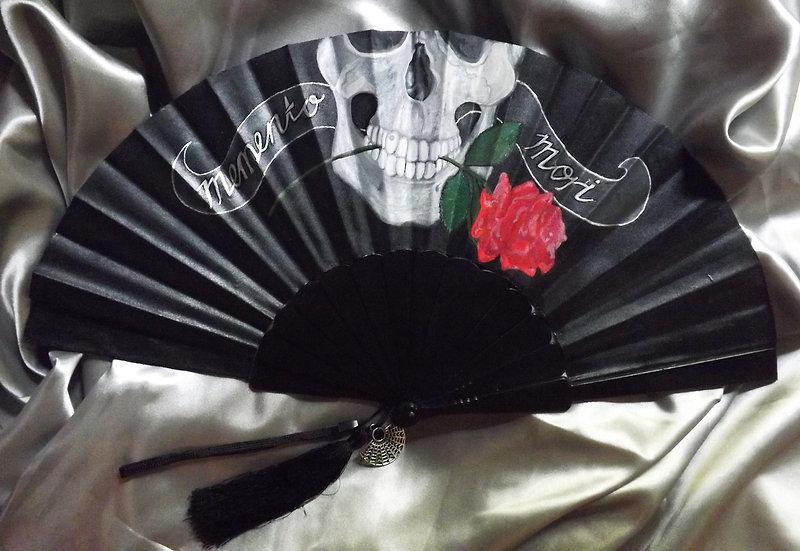 Memento Mori with Rose