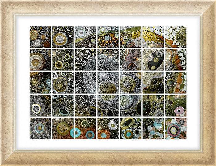 particle Drawing Print sand laurenson MA(RA) Artist Copywrite 2021 .jpg