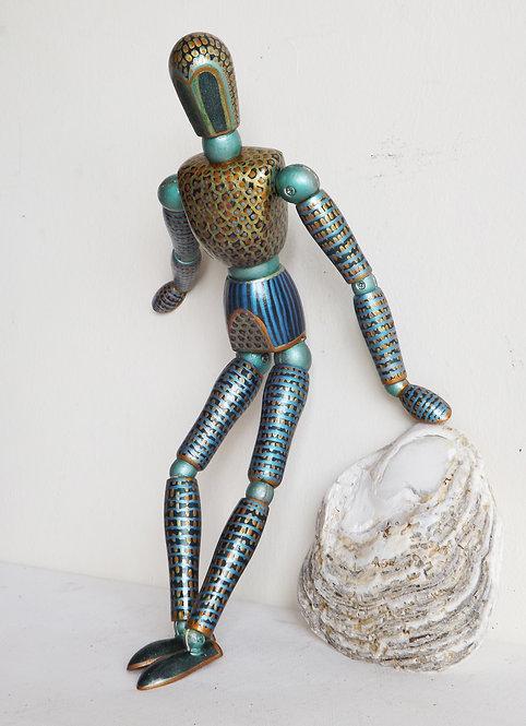 Troubadour Figure