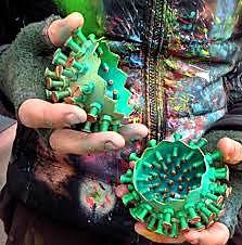 Sand Laurenson Maker Eggshells Selfridge