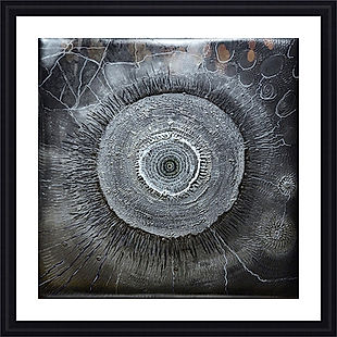 VULCAN digital print from painting www.s
