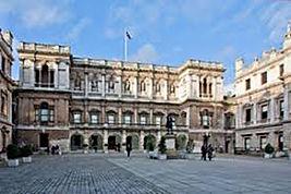 Sand laurenson Royal Academy Schools Lon