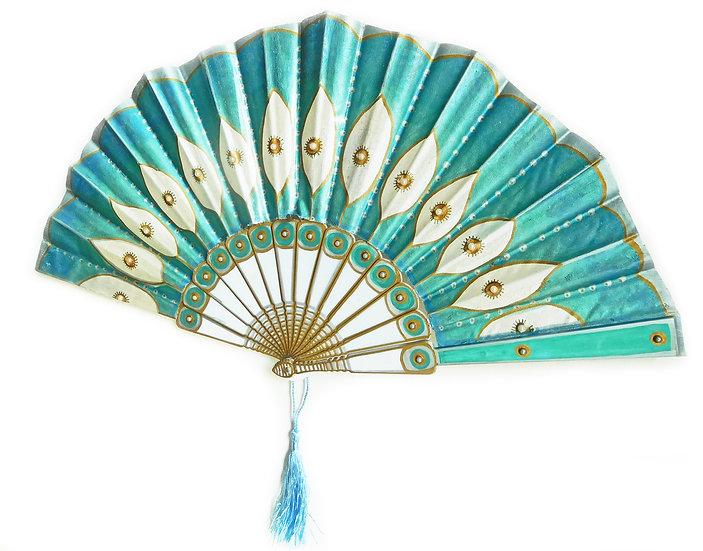 Mermaid Fan