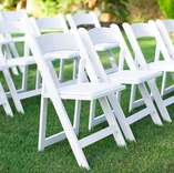 Padded Garden Chairs
