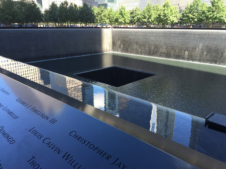REMEMBER 9/11 WITH US!