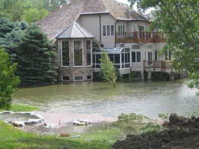 Water Damage Removal & Restoration