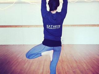 Kathryn's first blog