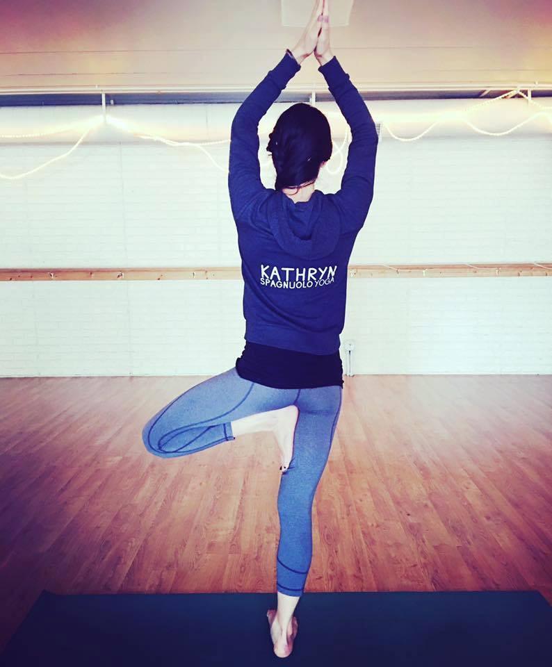 Kathryn Spagnuolo Yoga
