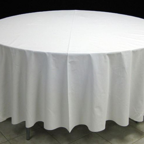 60in Table w/ 108in Tablecloth