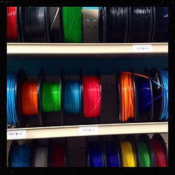 Colors and limitations of 3D printing