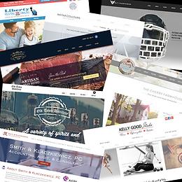 Go to Portfolio Website Design Examples