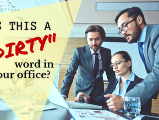 """What Happens in a Culture when """"Sales"""" is a dirty word?"""