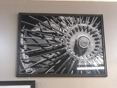 Wagon Wheel Wall Art