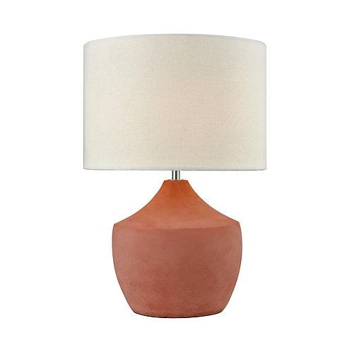 Coral Concrete Lamp