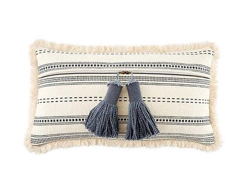Tassel Lumbar Pillow