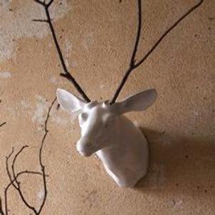 Wall Mount Deer