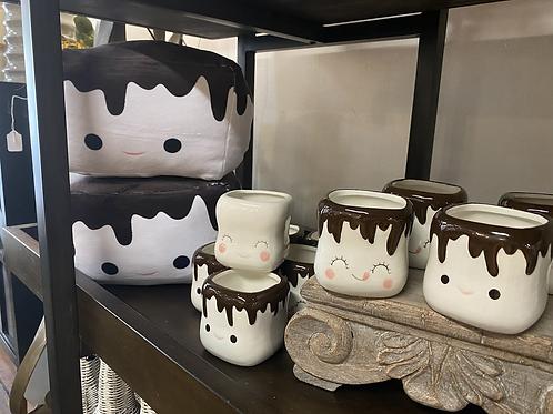 Marshmallow Squishes & Mugs