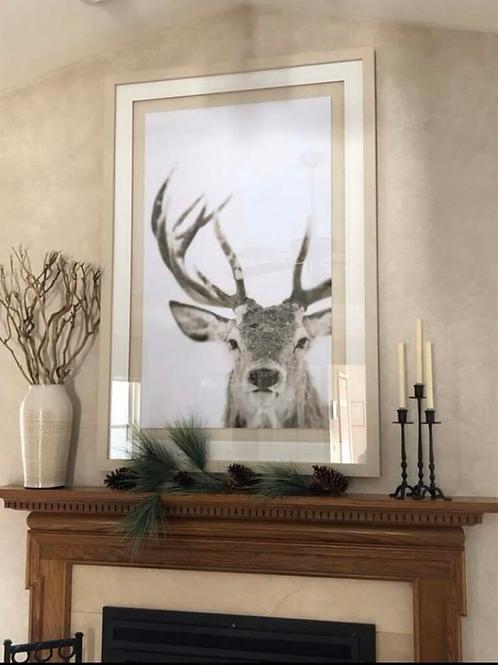 Ciervo Deer Wall Art