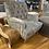 Thumbnail: Grey Tufted Chair