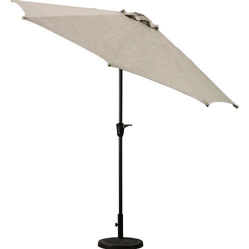 Outdoor Medium Auto Tilt Umbrella