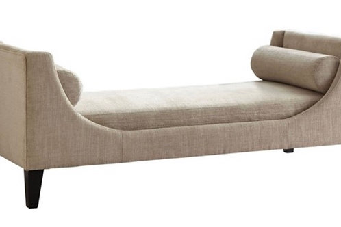 Beige Daybed Bench