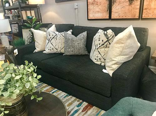 Hunter Sofa in Caviar