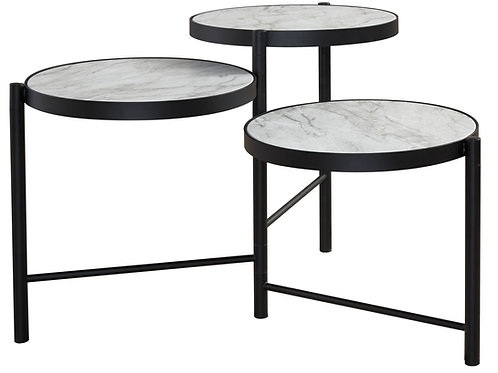 Metropolitan Multi-Level Cocktail Table