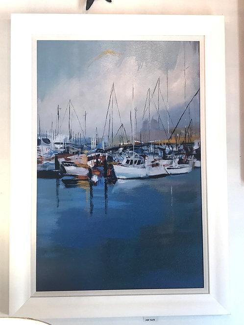 Along The Quay Nautical Wall Art