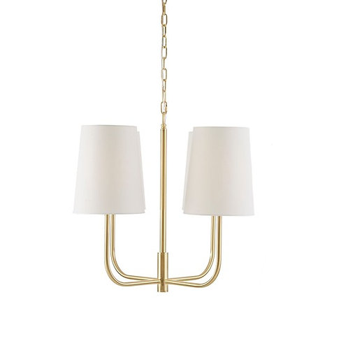 Gold Maddie Chandelier