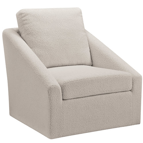 Sherpa Swivel Chair