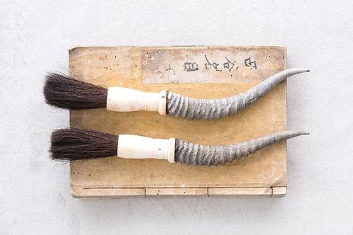 Horn Calligraphy Brush