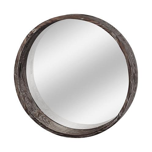 Whittier Round Mirror / Tray
