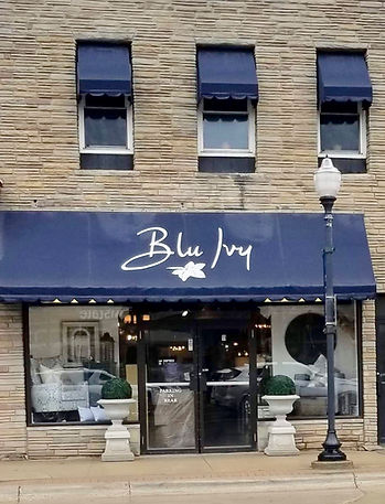 Blu Ivy Store Front