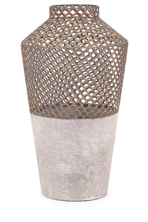 Rowan Metal Vase