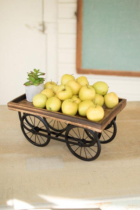 Table Top Street Cart