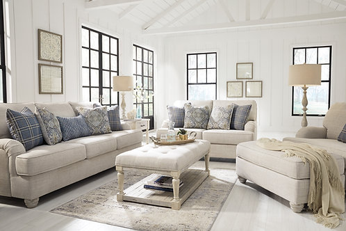 Trae-Linen Sofa Collection