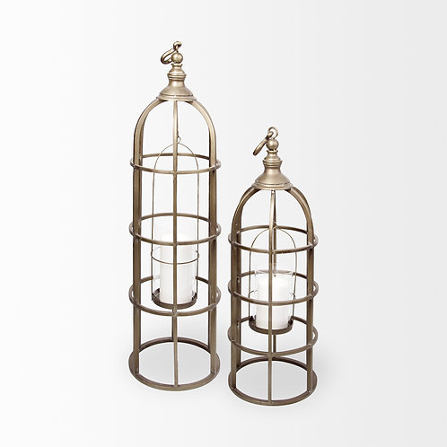 Bird Cage Lanterns, 2 sizes available