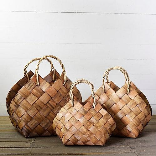 Cris Cross Baskets