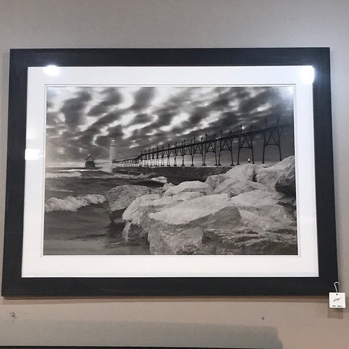 Grand Haven Lighthouse Wall Art Photography