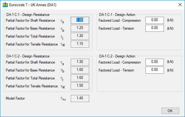 Fullscreen Page | Pile Design Software | Pile Group Analysis