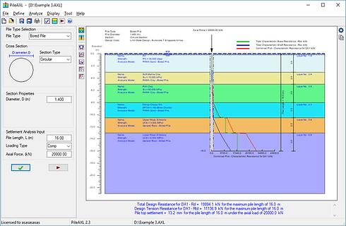 PileAXL Program Main Interface.png