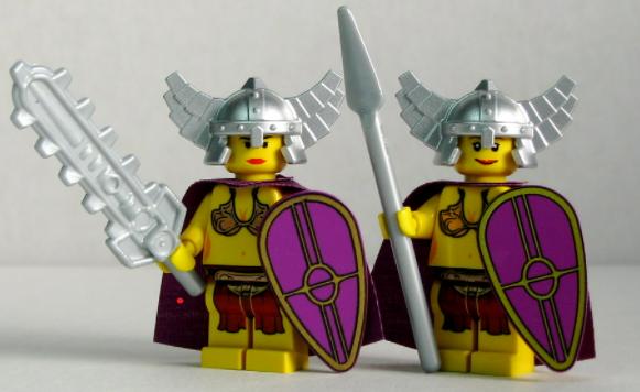 Lego Valkyries