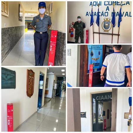 CIAAN (OM lotada na Base Aérea Naval de São Pedro da Aldeia)