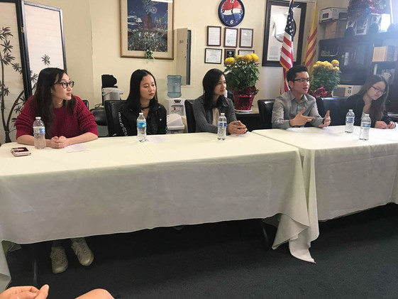 Educational Workshop for Immigrant Students