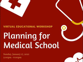 Planning for Medical School Educational Workshop
